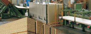 Produktion der Garnituren
